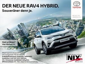 Der neue RAV4 Hybrid